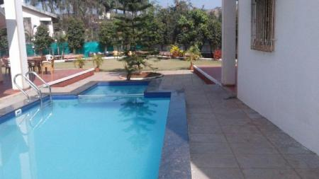 Swimming pool Adore Holiday Home Lonavala