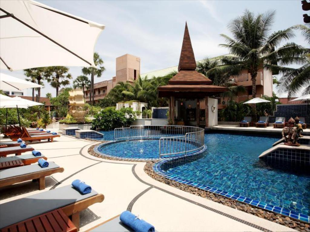 Best Price On Phuket Island View Hotel In Phuket Reviews