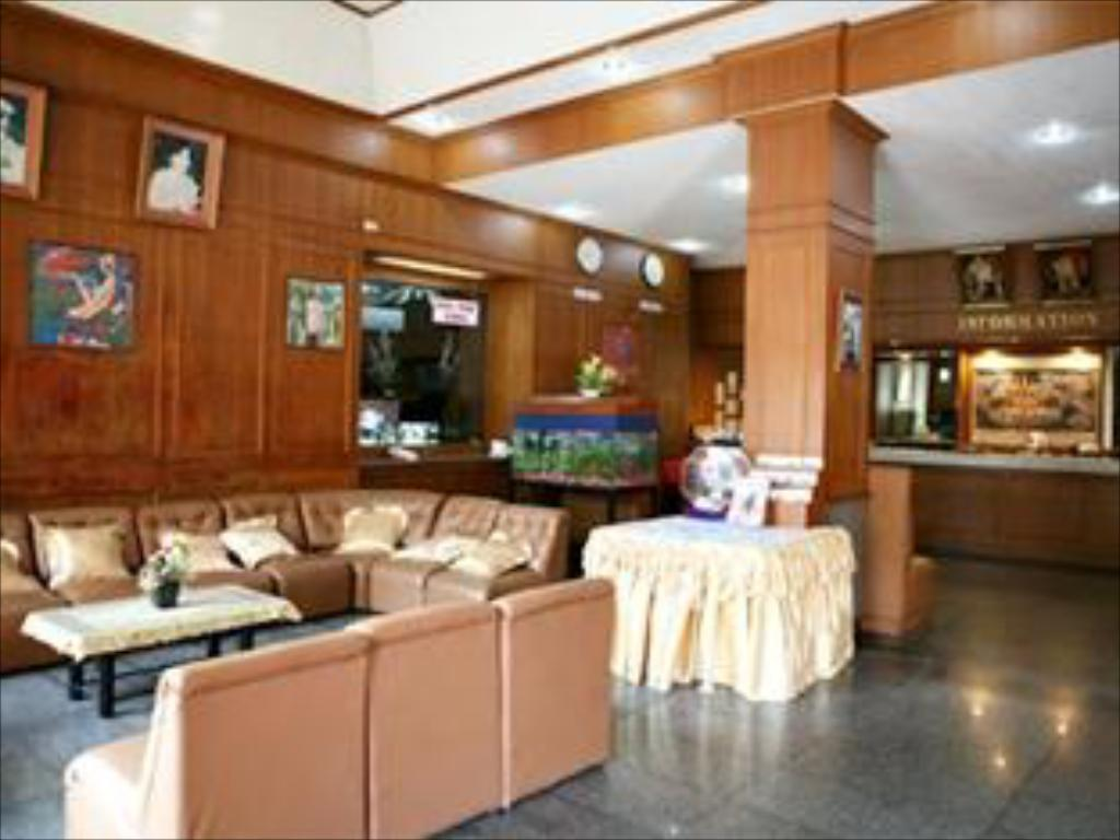 Lobby Pinnacle Wangmai Satun Hotel