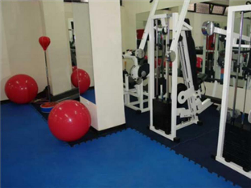 Fitness center Soramba Hotel Business Plc