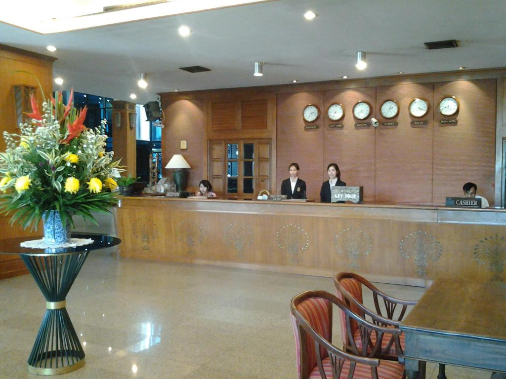 More about Royal Lanna Hotel