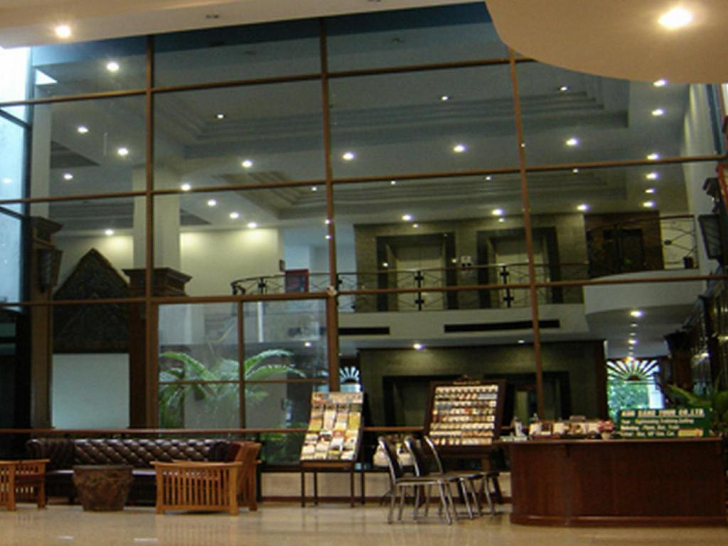 Interior view Royal Lanna Hotel