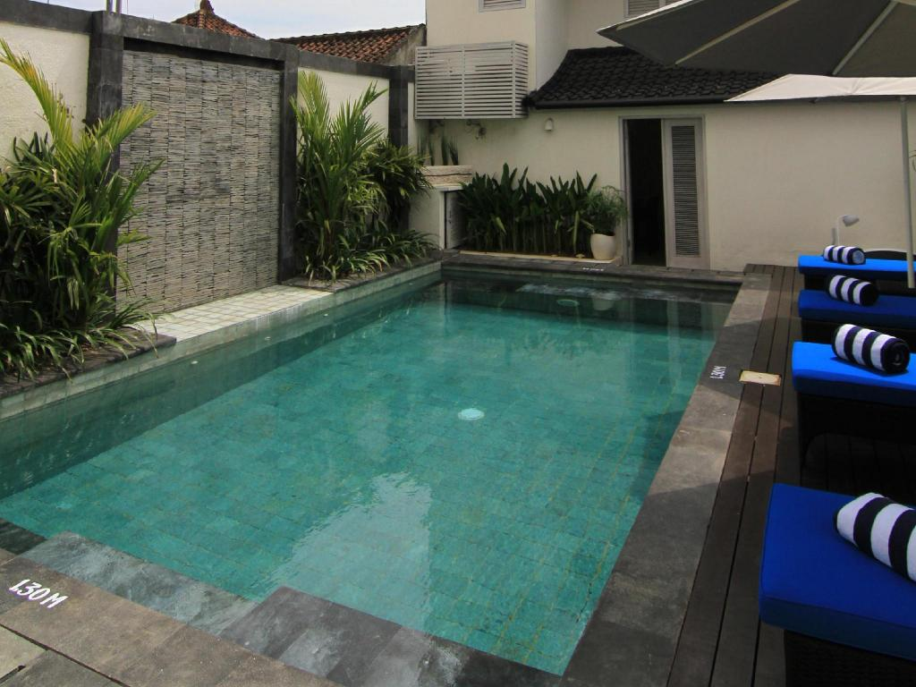 Swimming pool Villa Tukit Seminyak