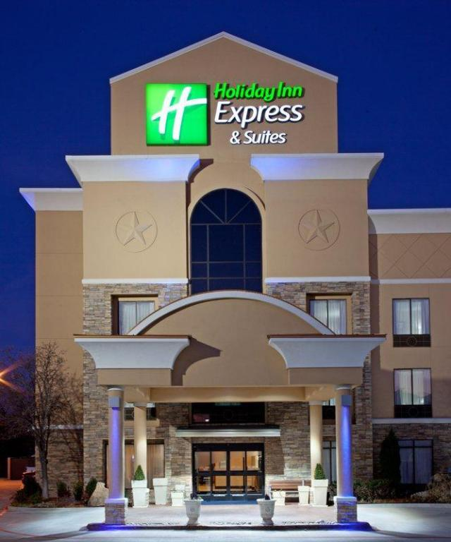More about Holiday Inn Express Arlington Interstate 20 Parks Mall
