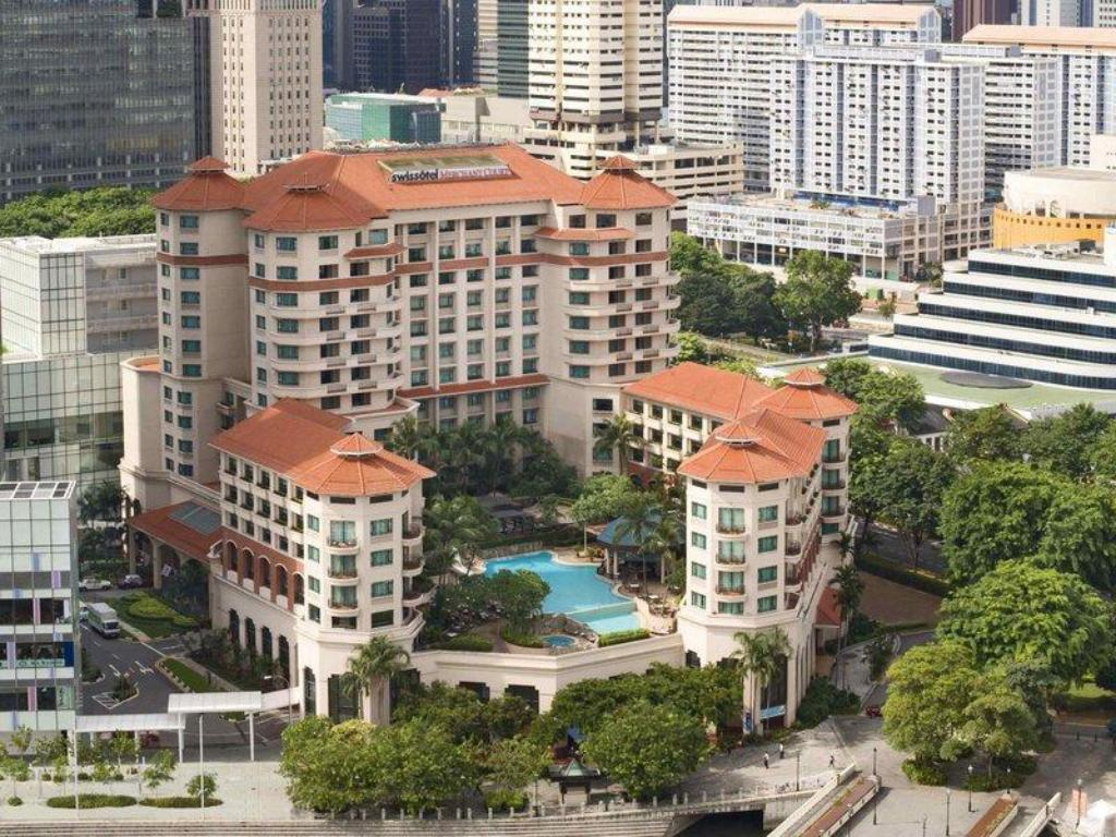 More about Swissotel Merchant Court Hotel