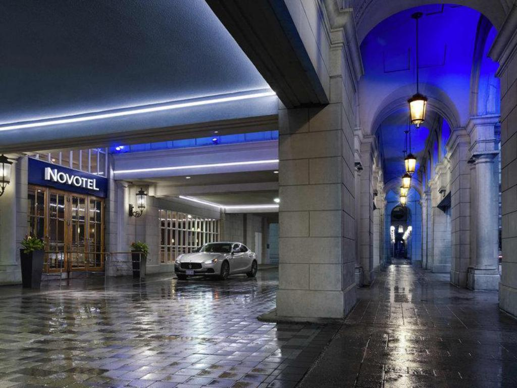 More about The Novotel Toronto Center Hotel
