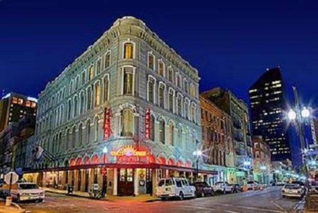Hotels In New Orleans >> Pelham Hotel Central Business District New Orleans La