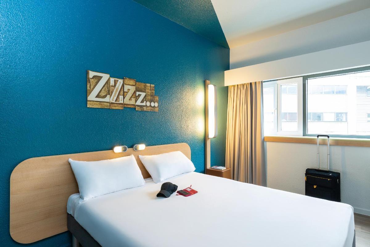 Ibis Budget Paris Porte De Pantin Hotel Deals Photos Reviews