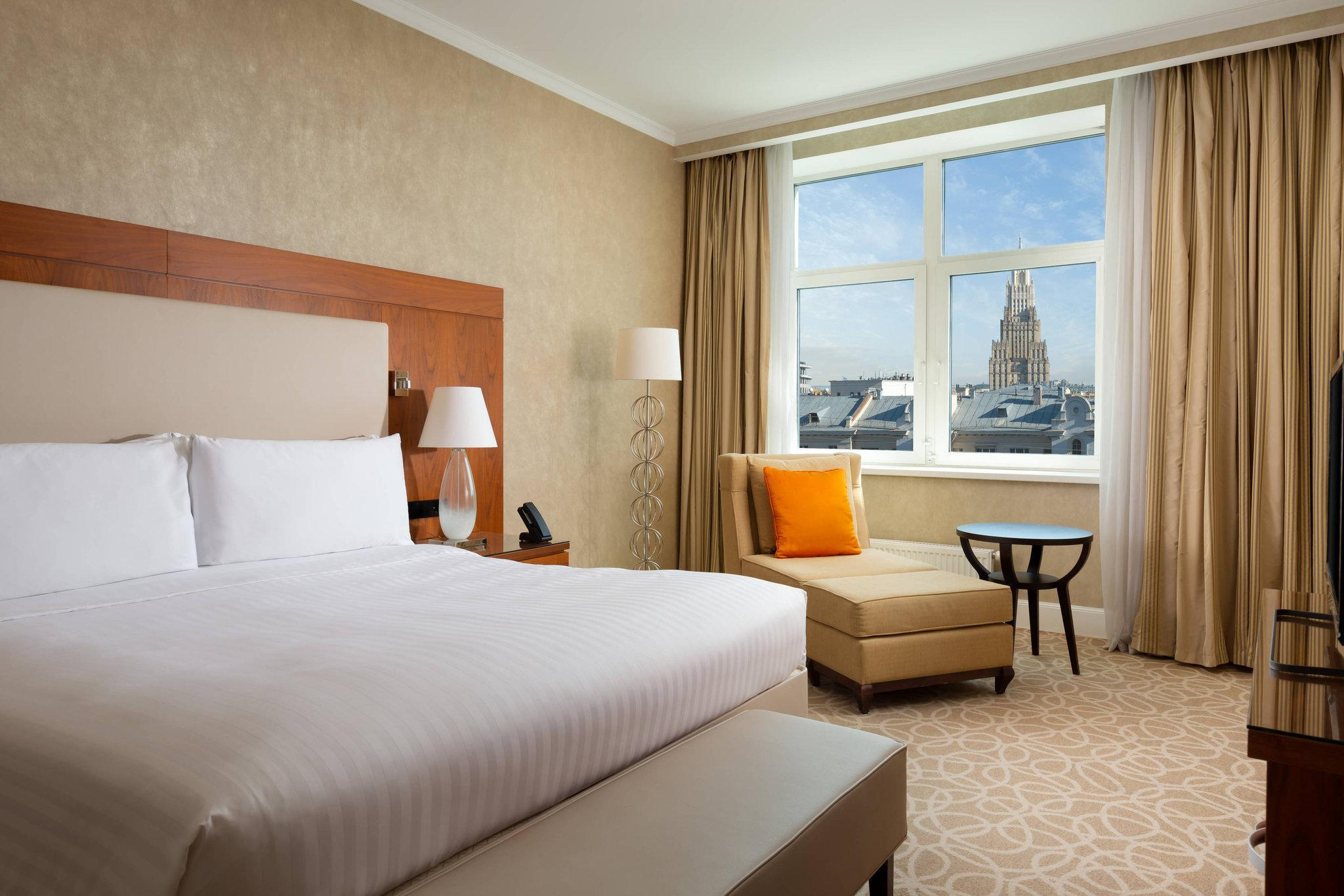 Novy Arbat View, Guest room, 1 King, City view