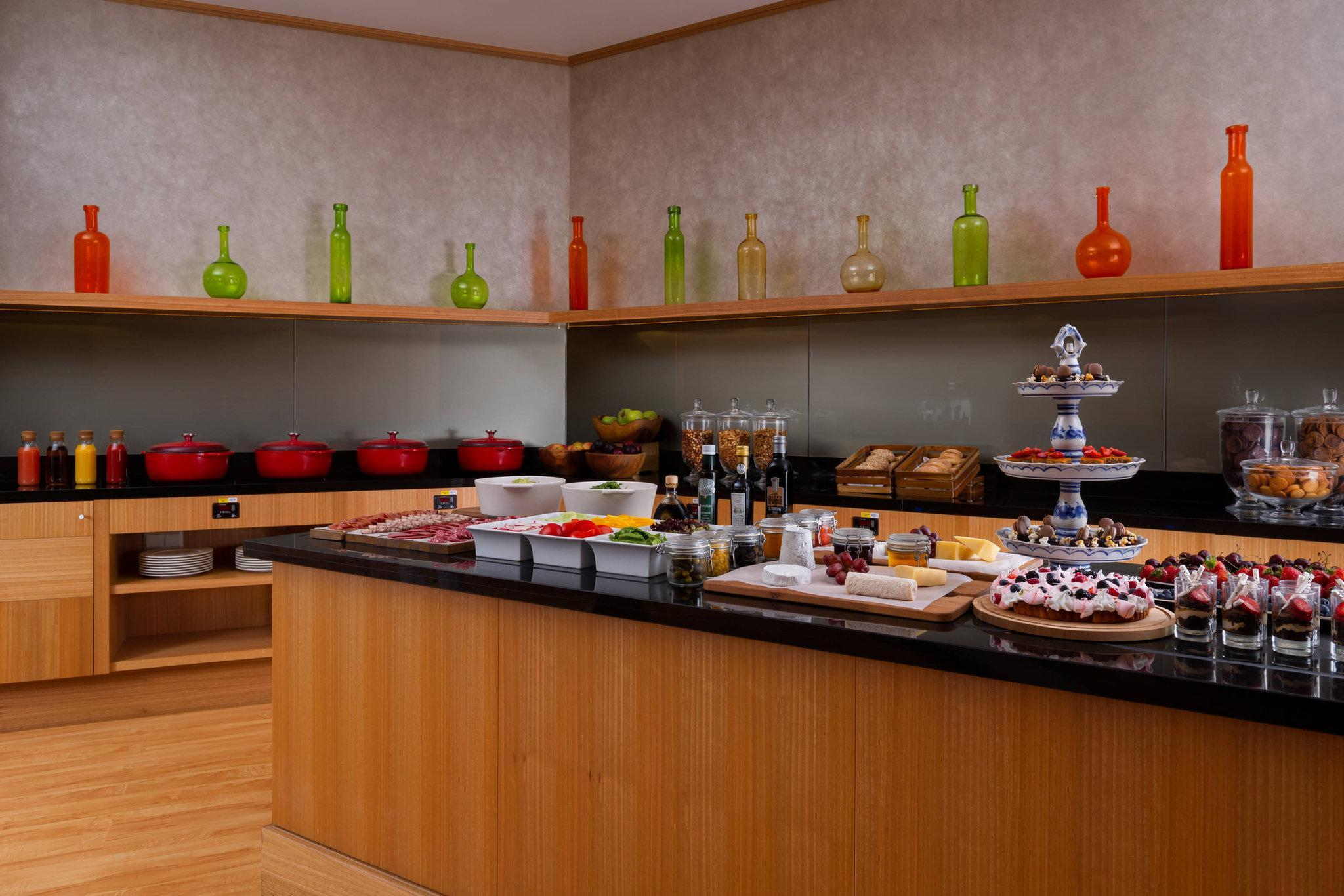 The Novy Arbat Suite, Executive lounge access, 1 King
