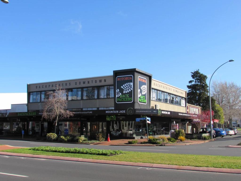 More about Rotorua Downtown Backpackers