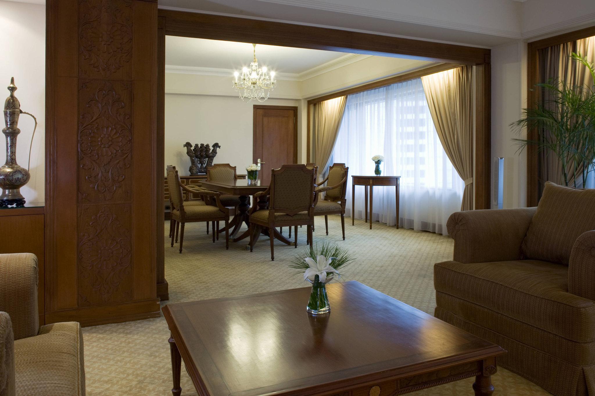 Presidential Suite, Club level, 2 Bedroom Suite