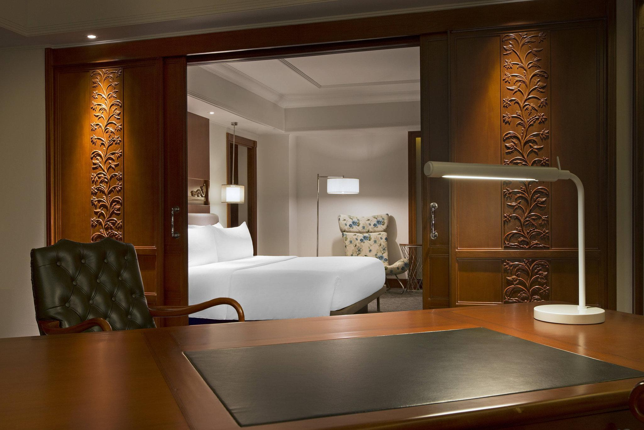 Presidential Suite, Club lounge access, 2 Bedroom Suite