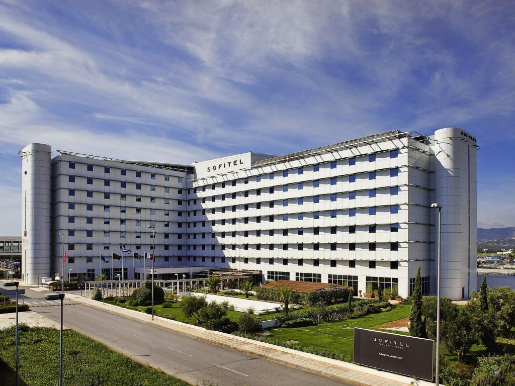 Kinh nghiệm du lịch Sofitel Athens Airport Hotel