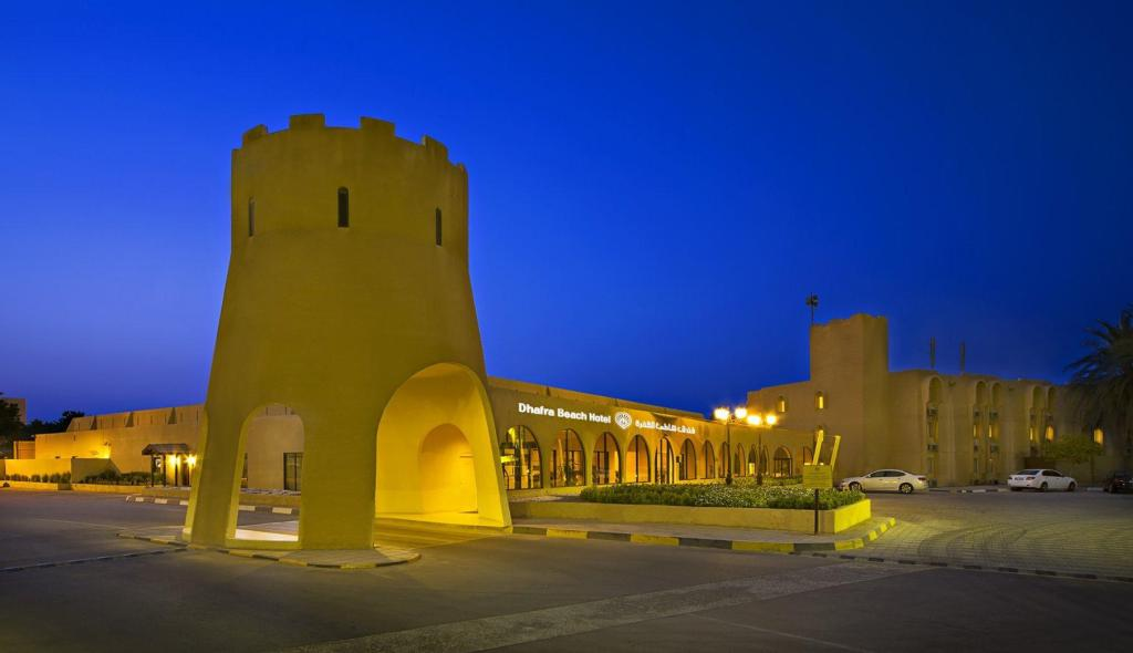 More about Dhafra Beach hotel
