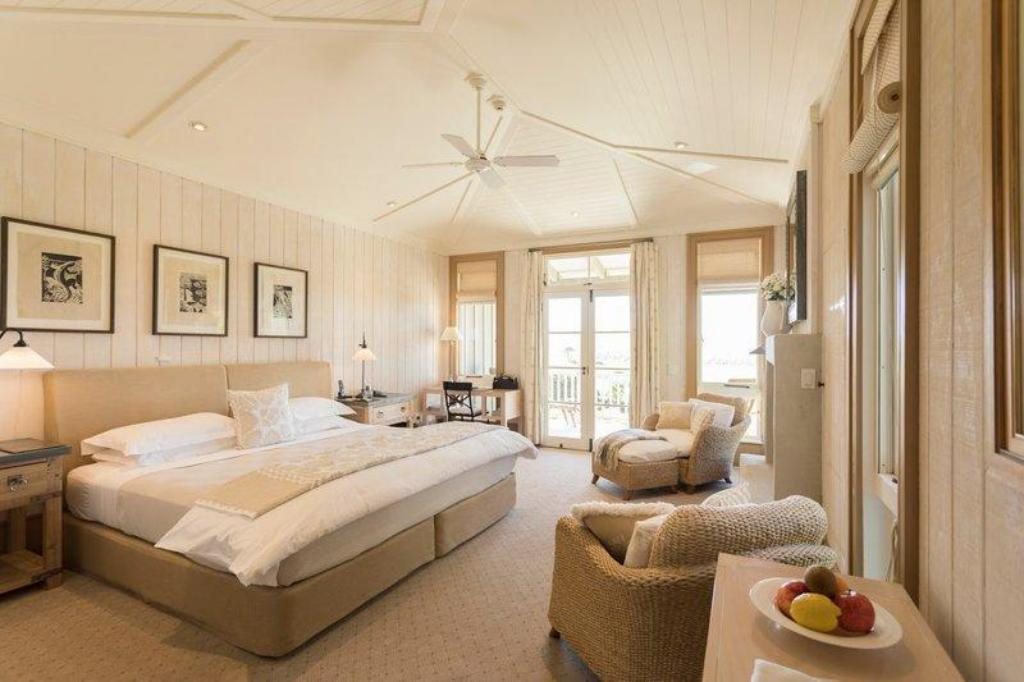Mer om The Lodge at Kauri Cliffs