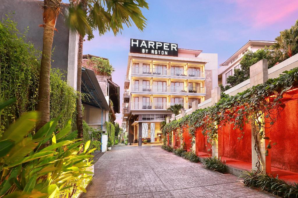 More about Harper Kuta Hotel