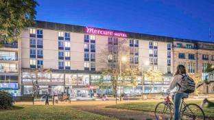 Hotel Mercure Mulhouse Centre