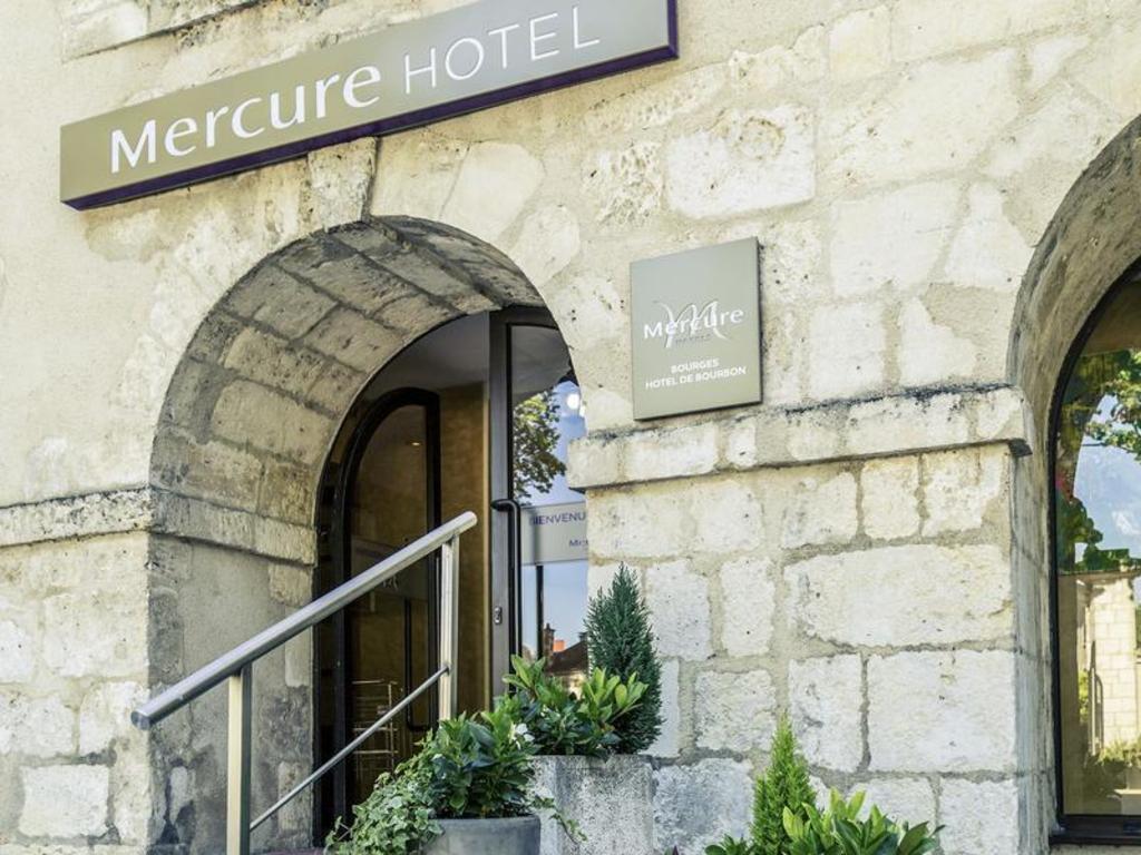 Les Petits Plats Du Bourbon Bourges hotel de bourbon mercure bourges - nejlepŠÍ ceny ubytování