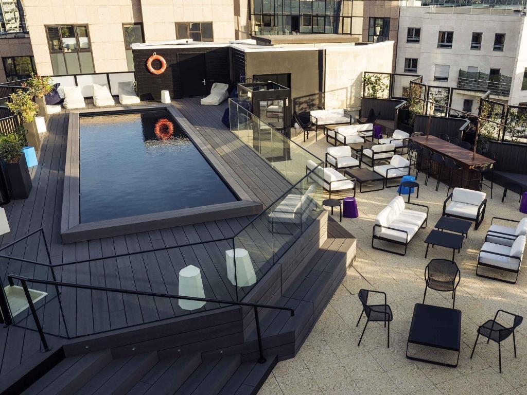 Hotel Mercure Paris Boulogne In France Room Deals Photos Reviews