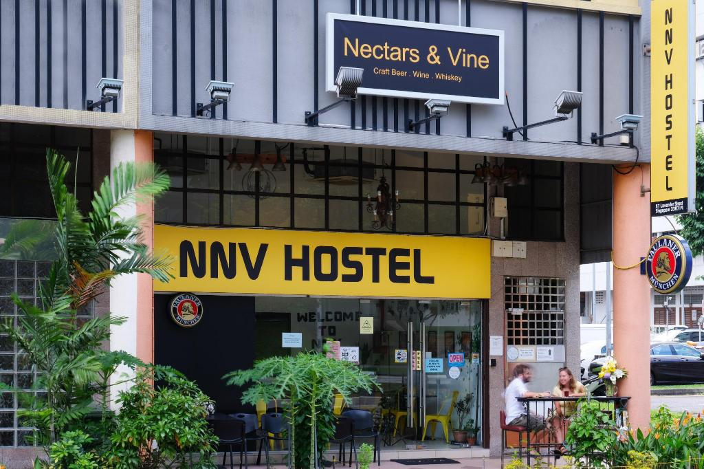 More about NNV Hostel