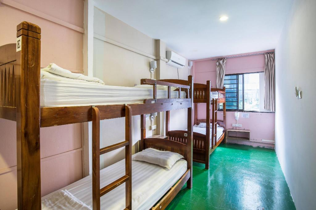 Triple Room - Guestroom NNV Hostel