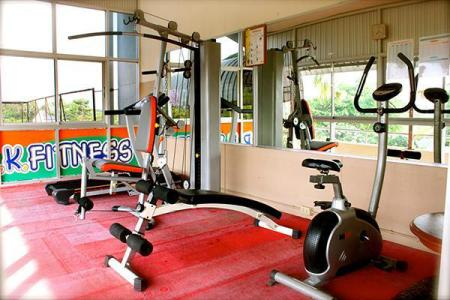 Fitness center River Kwai Hotel