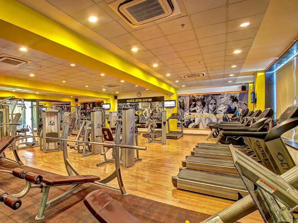 Fitness center Stella Hotel