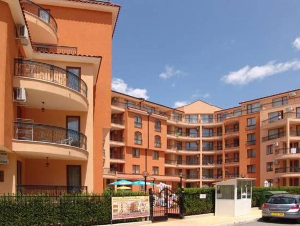 埃弗爾2號公寓式酒店Efir 2 Aparthotel