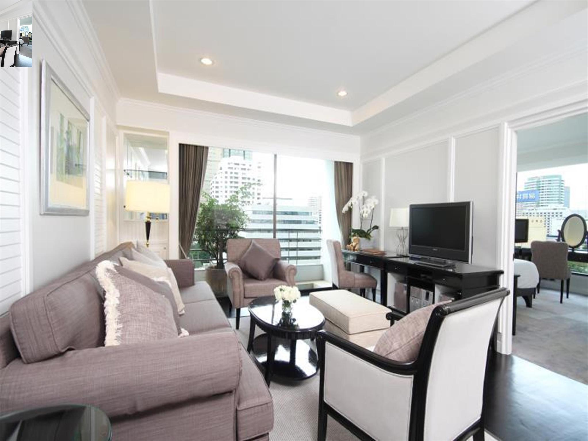 Best Price on Cape House Serviced Apartment in Bangkok Reviews