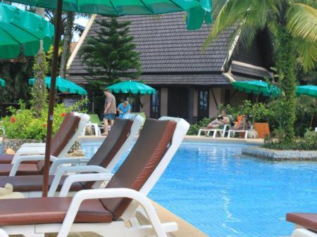 Swimming pool [outdoor] Khaolak Palm Beach Resort