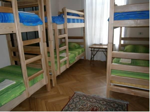 Lit dans Dortoir 6 Lits (Bed in 6-Bed Dormitory Room)