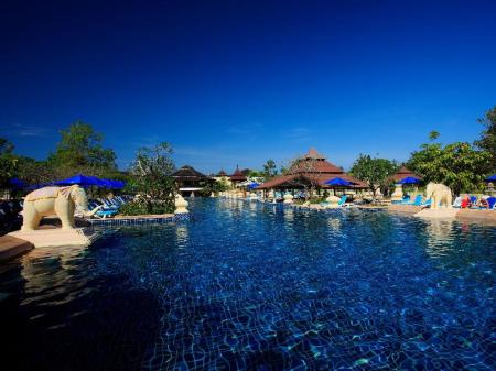 Swimming pool [outdoor] Centara Seaview Resort Khao Lak