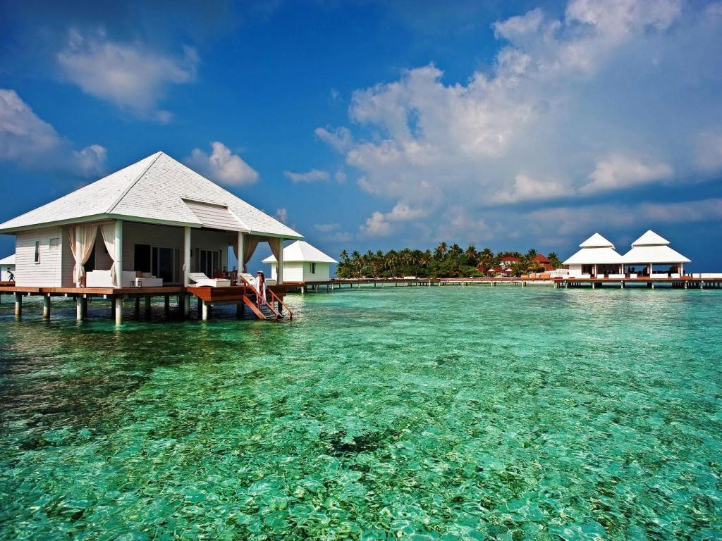 Informasi lengkap Diamonds Athuruga Beach & Water Villas - All Inclusive