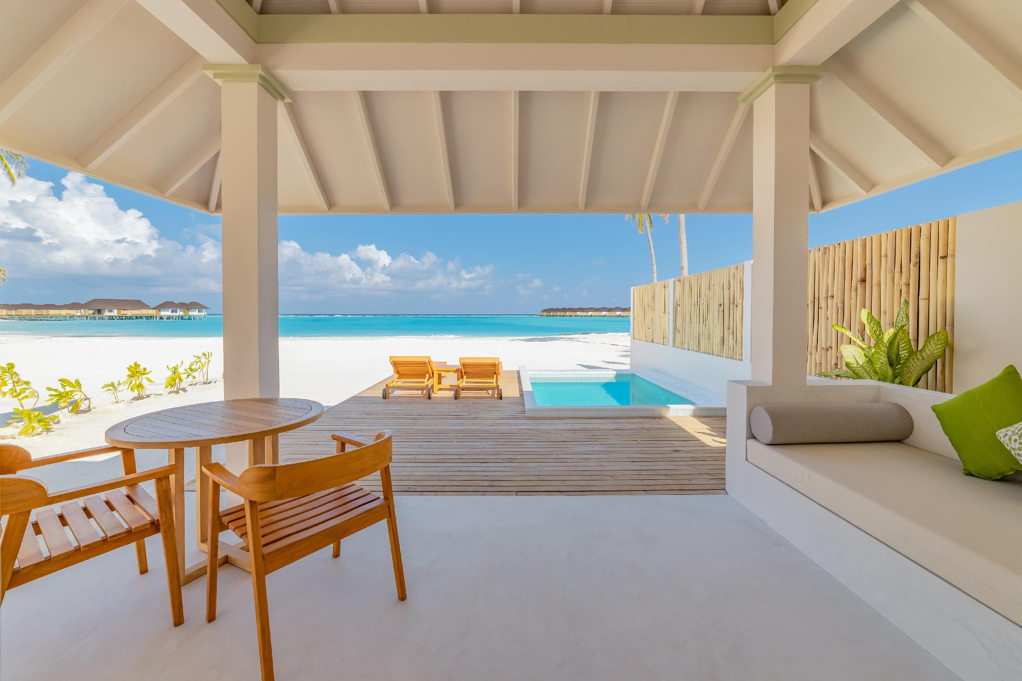 Grand Beach Villa with Private Pool