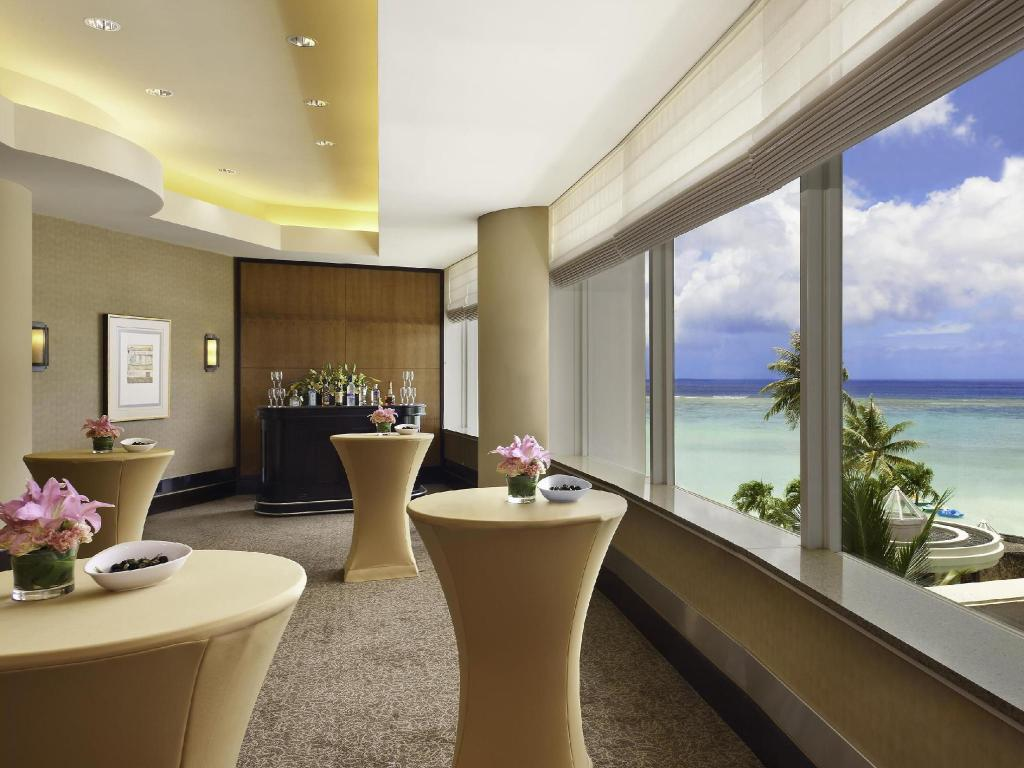 Interior view The Westin Resort Guam