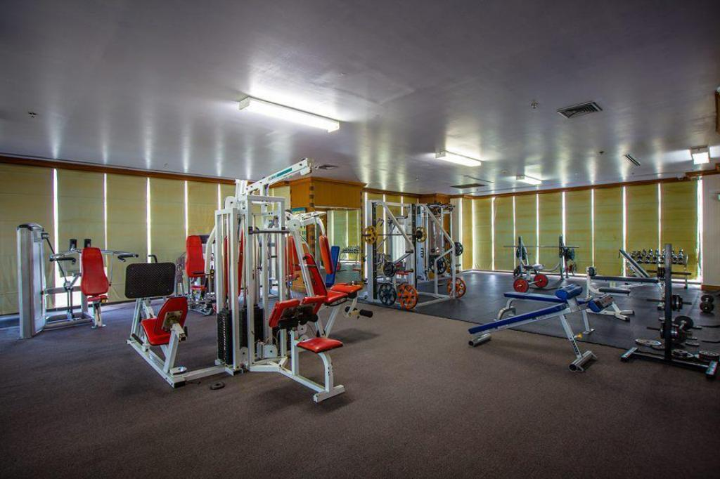 Fitness center Twin Lotus Hotel