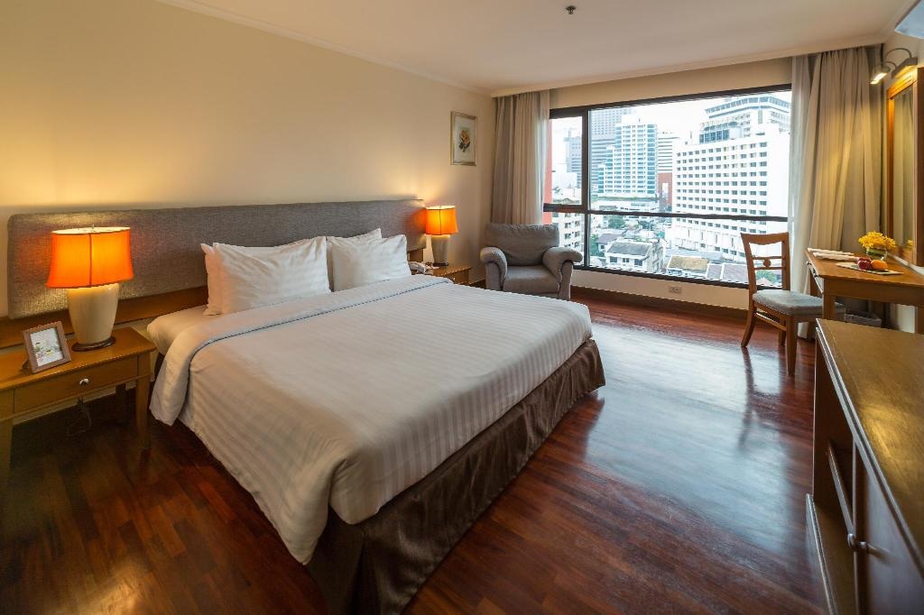 Superior - Bed Bandara Suites Silom