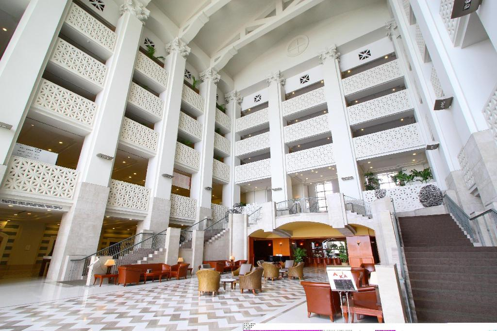 Lobi Leopalace Resort Guam
