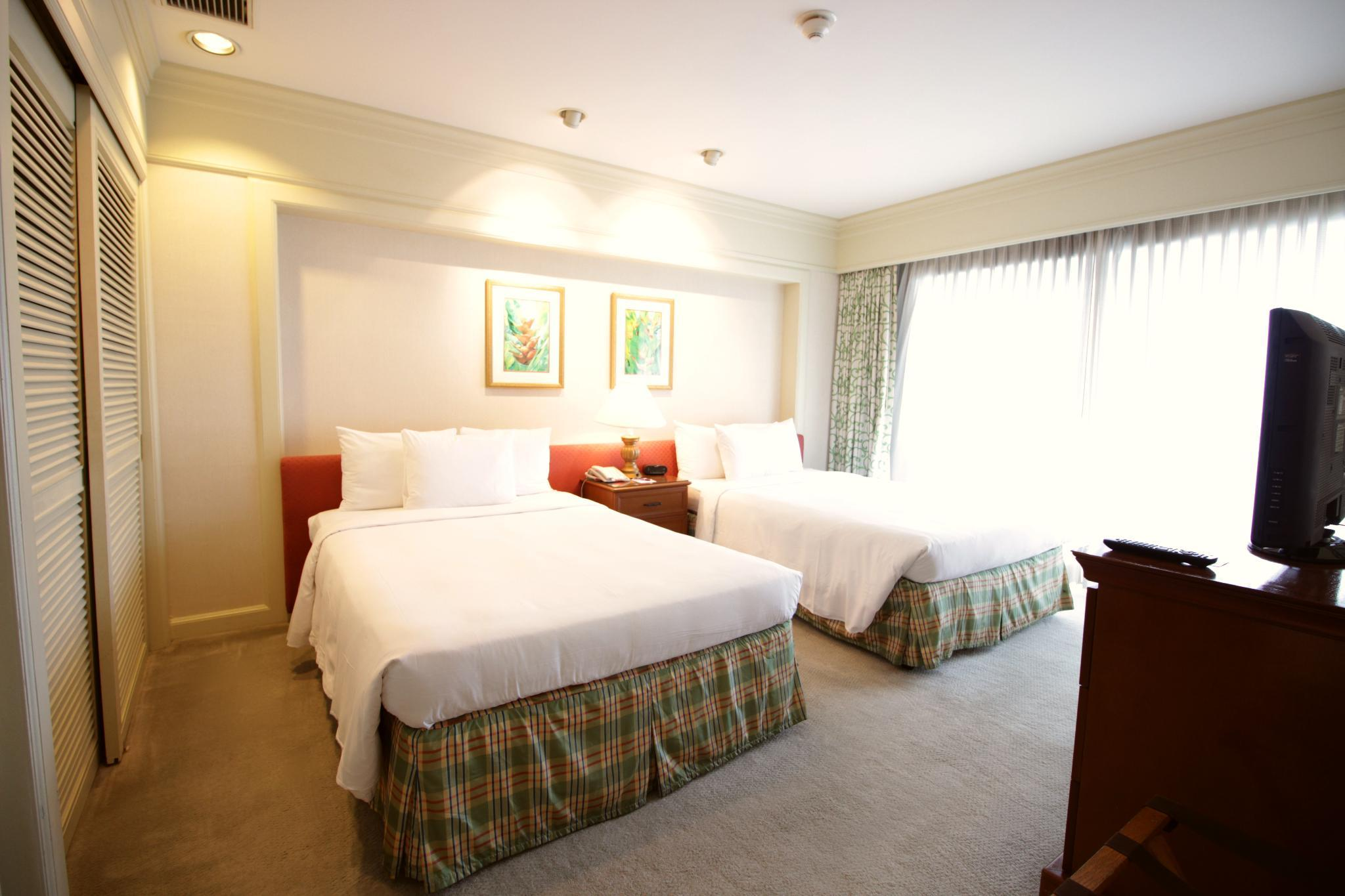 Executive Double Suite for 2 People - Club Access Included