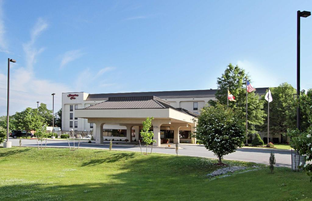 More about Hampton Inn Hagerstown
