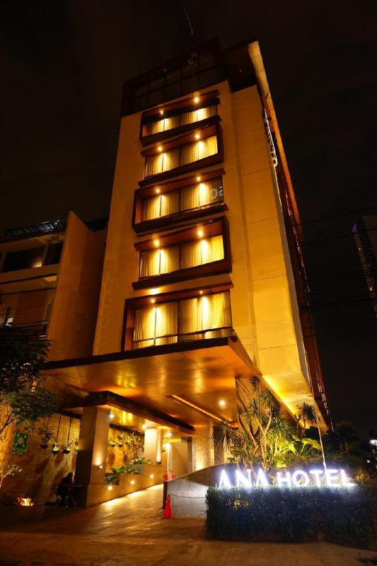 Ana Hotel Jakarta In Indonesia Room Deals Photos Reviews