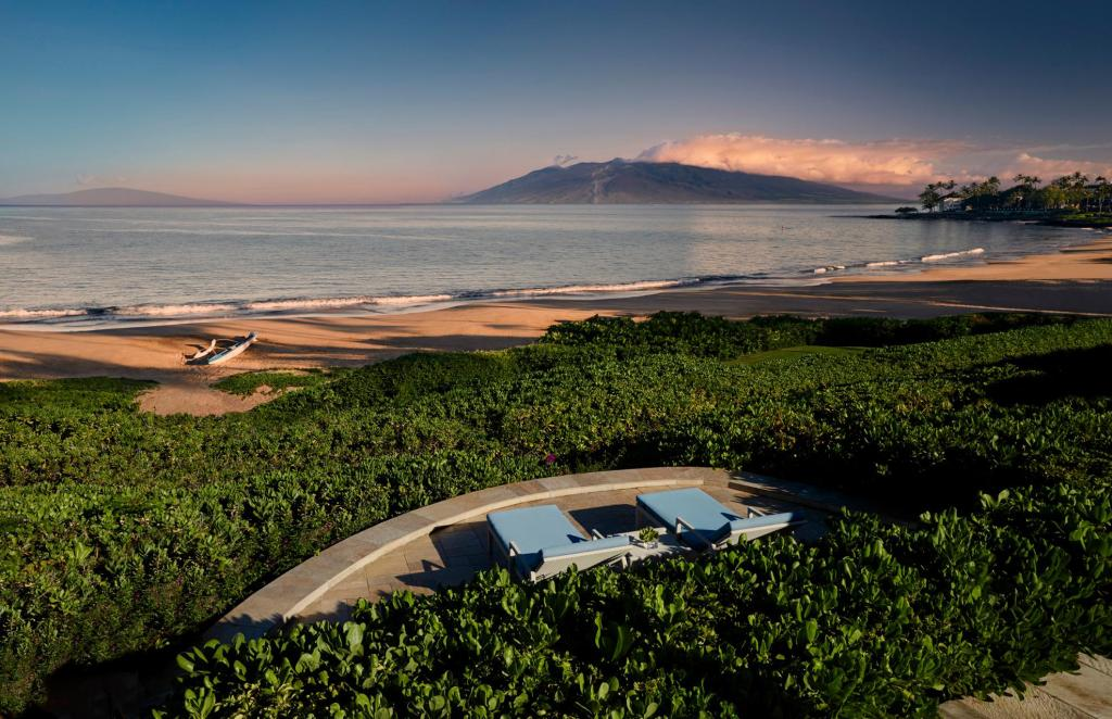 pantai Four Seasons Resort Maui at Wailea