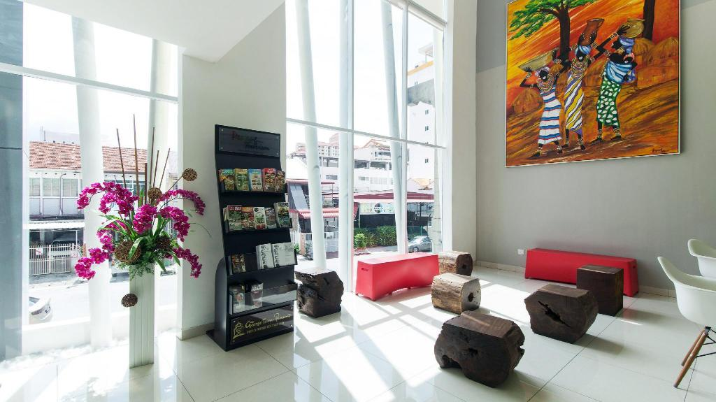 ZEN Rooms Kinta Alley in Penang - Room Deals, Photos & Reviews