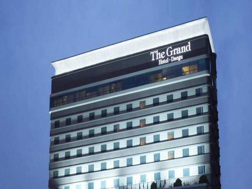 大邱大飯店Daegu Grand Hotel
