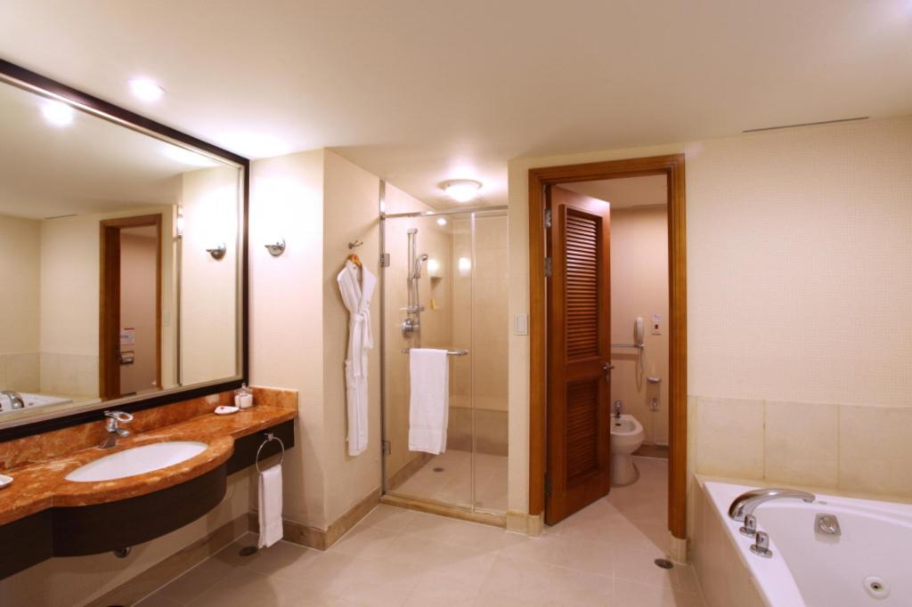 Korean Style Double Room - Bathroom
