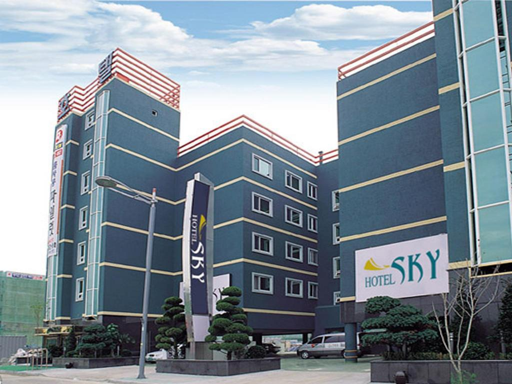 Hotel Sky Incheon Airport Incheon Promo Harga Terbaik Agoda Com