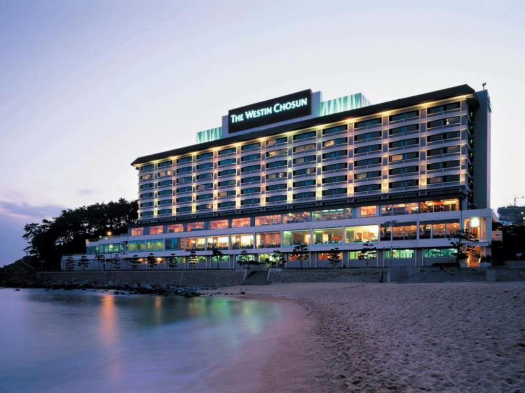 釜山威斯汀朝鲜酒店 (The Westin Chosun Busan)