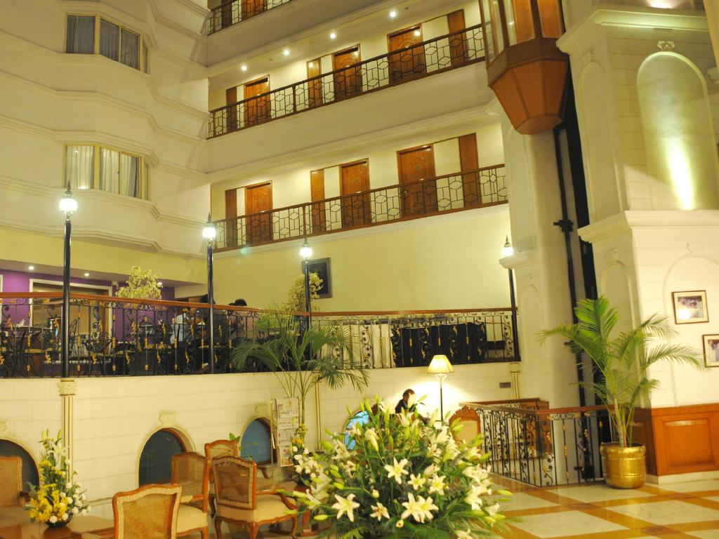Bangalore International Hotel