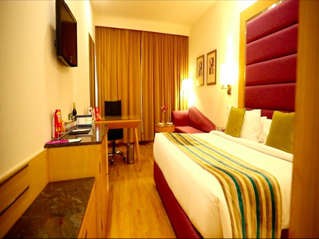 Club Superior Royal Orchid Central Bangalore Hotel